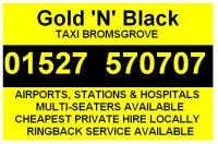 Bromsgrove Taxi
