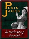 Plain Janes Housekeeping